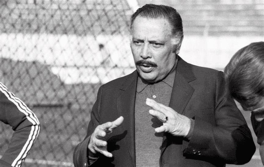 Coach Otto Gloria